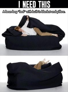 Bean Bag Bed, Cool Inventions, My New Room, Looks Cool, My Dream Home, Cool Furniture, Furniture Stores, Must Haves, Cool Things To Buy