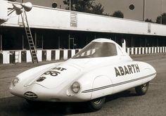 Fiat Abarth 500 Record 1958