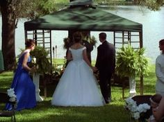 """Vow Renewal Site, """"The Oaks"""", Mineola TX"""