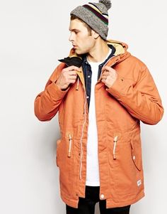 CLWR Parka with Insulation