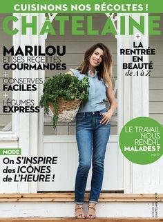 Numéro de septembre 2016  #Marilou #TroisFoisParJour