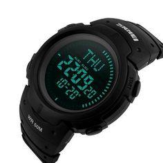 Men Watch Digital LED Electronic Watch Man Sports Watches