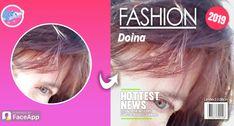 Înfrumusețează-te! Vezi aici cum ai arăta pe coperta unei reviste! - Opossum Sauce You Look Like, Magazine, Warehouse, Magazines, Newspaper