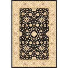 Home Dynamix Elegant Style Antiqua Area Rug, Assorted