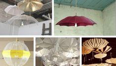 UMBRELLA-LAMPS