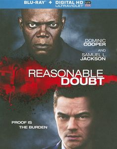 Reasonable Doubt (Blu-ray + UltraViolet) (Blu-ray ) | DVD Empire