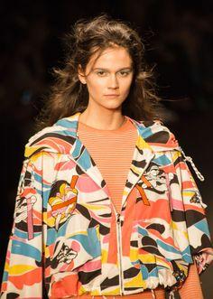 Runway Report: Post-Workout Chic at Milan Fashion Week