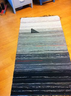 Blogg, Rag Rugs, Recycled Fabric, Woven Rug, Weave, Recycling, Textiles, Inspiration, Design