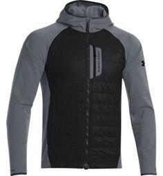Under Armour ColdGear Infrared Werewolf Hooded Insulated Softshell Jacket - Men's