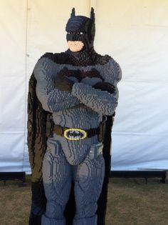 SDCC 2013 - Des Lego DC Super-Heroes géants | DC Planet