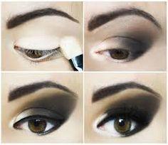 Znalezione obrazy dla zapytania smoky eyes krok po kroku Smoky Eyes, Lipstick, Abstract, Artwork, Beauty, Summary, Lipsticks, Work Of Art, Auguste Rodin Artwork