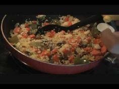 Curried Couscous Salad recipe, Easy Couscous Salad