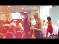 Crystal Wright Presenting at The Power of Beauty Conferenct | Trinidad 2014