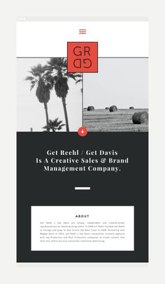 Get Reehl Get Davis | Design By Rowan Made