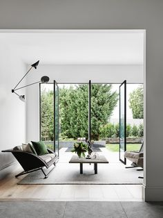 Can it be your livingroom? House By Robson Rak Architects via - Architecture and Home Decor - Bedroom - Bathroom - Kitchen And Living Room Interior Design Decorating Ideas - Home, House Styles, House Design, Interior Inspiration, Interior Design, House Interior, Interior Architecture, Living Spaces, Georgian Style Homes