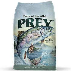 Spring-fed trout, lentils, tomato pomace and sunflower oil—provide the essentials your dog needs for complete nutrition, without the hunt. Free Dog Food, Best Dog Food, Limited Ingredient Dog Food, Hypoallergenic Dog Treats, Most Common Allergies, Dog Food Brands, Food Intolerance, Trout, Grain Free