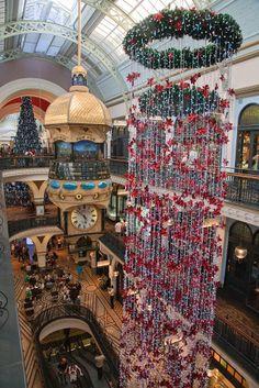 Queen Victoria Building, Sydney, Australia jigsaw puzzle in Christmas