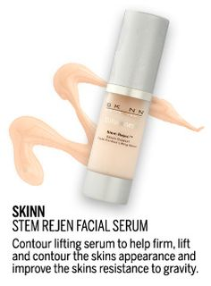 TVSN Beauty Awards 2015 - Best Anti-Ageing Product Finalist - Skinn Stem Rejen Facial Serum