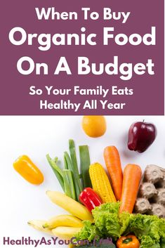 does eating organic food help you lose weight