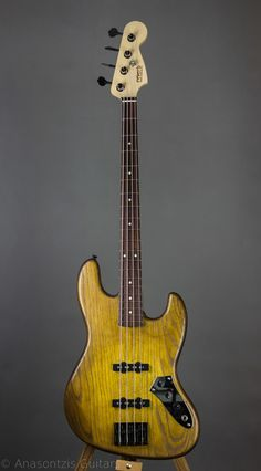 Custom J-Bass