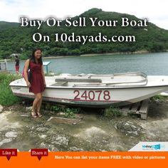 Buy Or Sell your Boat on 10dayads.com ‪#‎Boat‬ ‪#‎BuyBoat‬ ‪#‎SellBoat‬ ‪#‎OnlineBoatAds‬ ‪#‎FreeBoatAds‬ ‪#‎BoatSellingSite‬