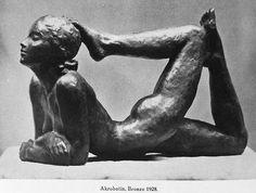 akrobatin bronze 1928