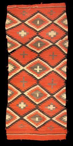 Navajo Rug/Weaving : Lot 120
