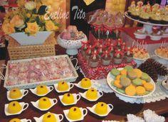 mesa de doces diy fazendinha - Pesquisa Google