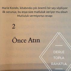 Türk İşi Minimalizm: Derle, topla, rahatla Minimalizm, Minimalist Lifestyle, Blog, Psychology, Mary, Sweet Home, Quotes, Home Decor, Beautiful Homes