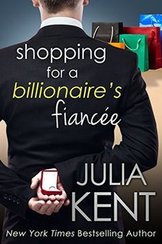 Book Lovers Life: Shopping for a Billionaire's Fiancee by Julia Kent Book Blitz and Giveaway!