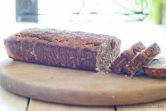 A banana coconut loaf which is grain, dairy and refined sugar-free. Recipe at www.strandsofmylife.com