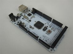 Taurino Power, Arduino Mega2650 compatibles board but modified to support up to 35v