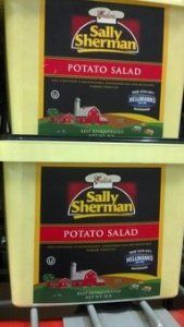 Sally Sherman: Potato Salad 8 Lb.