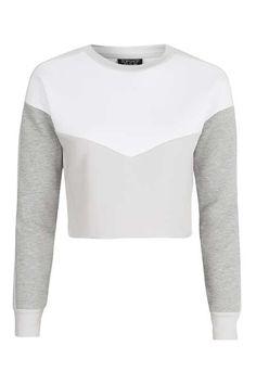Airtex Colourblock Sweatshirt