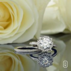 The Belle Engagement Ring