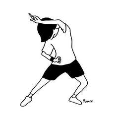Yo wassap dude Foto Gif, Minimalist Drawing, Simple Illustration, Sketch Inspiration, Korean Art, Art Graphique, Art Sketchbook, Doodle Art, Easy Drawings