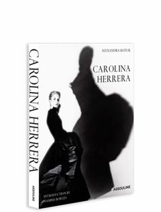 A living icon ... the one and only Carolina Herrera