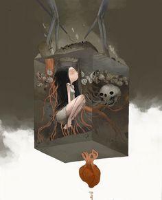 The Art Of Animation, tonysandoval - Tony Sandoval -...
