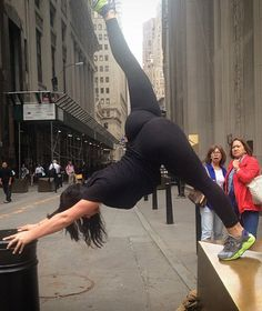 Yoga Pants City Booty