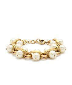 Pearl Lock Bracelet