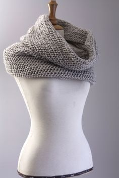 snood - or longer for infinity scarf
