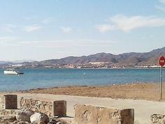 04-03-2014 17h Muelle de La Azohía en La Azohía, Murcia
