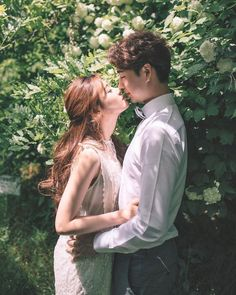 Image may contain: 1 person, standing and outdoor Korean Couple Photoshoot, Pre Wedding Photoshoot, Wedding Poses, Wedding Couples, Cute Couples, Couple Posing, Couple Shoot, Girl Couple, Couple Avatar