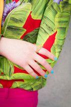 Jane Gowans Chimera scale ring: Scottish Fashion / scottishfashion.co.uk
