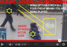 WUC NEWS: Where's The Blood? Evidence Shows Paris Shooting May Have Been A Hoax