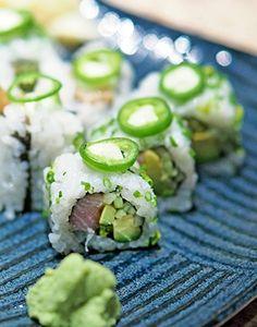 Top 5 Healthy Restaurants in Scottsdale, Arizona.