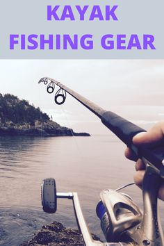 Whenever you go kayak fishing, there are some fishing gear and accessories you want to have on hand. This short guide will show you some fishing gear you might want to consider taking with you on your next kayak fishing trip. #kayakfishing #kayakfishinggear #kayakfishingaccessories #fishinggear #fishingaccessories  #kayakfishingequipment #kayakfishingtacklebox  #kayakfishingstuff #kayakfishingtackle #fishingpfd #drybag #fishfinder #rodholder #landingnet #rodleash #fishingknife #pliers…