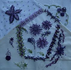 May for CQJP | only bullions, french knots cast on stitch | Murgelchen94 | Flickr