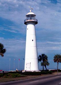 Biloxi Lighthouse Mississippi