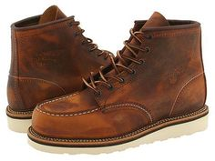 Heritage Moc Toe  by Red Wing Shoes